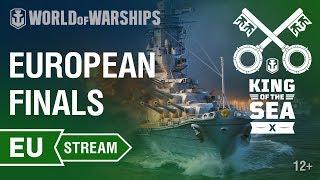 [EN] King of the Sea X: EU regional finals