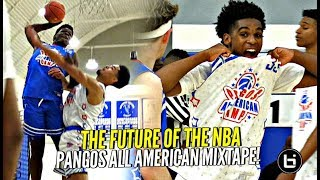 CRAZY Handles, Crossovers & Poster Dunks!! 2018 Pangos All American Mixtape!! 🔥🔥