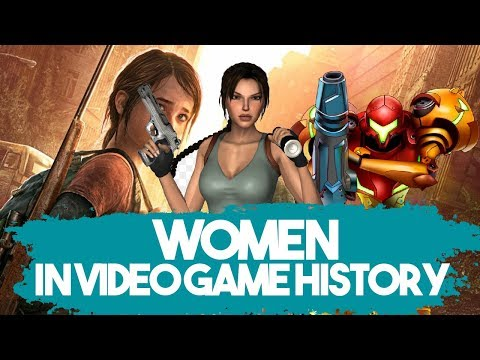 Women In Video Game History | The Serfs