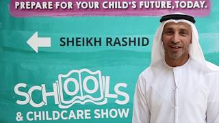 We are excited to be invited to Dubai Schools & Childcare Show - @ DWTC - 11th & 12th Januar