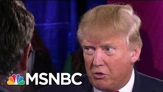 Donald Trump: Obama Is One Of The Worst Presidents | MSNBC