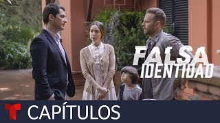 Falsa Identidad | Capítulo 01 | Telemundo Novelas