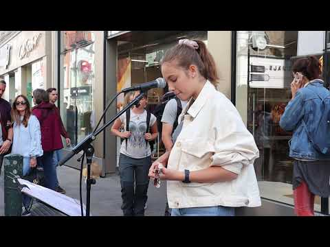 Billie Eilish - All the good girls go to hell - Allie Sherlock cover with Ukulele