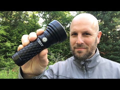 THE THROWER: Thrunite Catapult V6 Flashlight Review | Animal Spotting, Shining In My Windows in NH