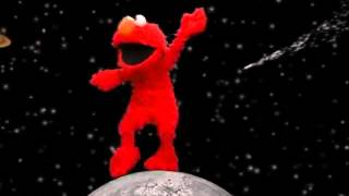 Elmo Dancing to Work By Rihanna