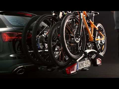 Fahrradträger für 3-4 Bikes Thule VeloCompact 927 Features / Anleitung