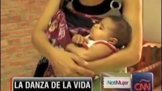 Dança Materna na CNN