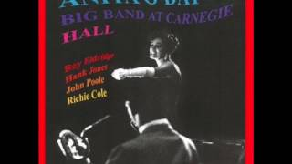 "Anita O'Day — ""Big Band At Carnegie Hall"" [Full Album] 1985"
