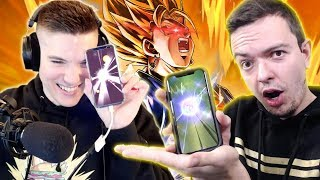 30 SPARKINGS PULLED?! GUARANTEED Dual Summon vs Nanogenix in Dragon Ball Legends