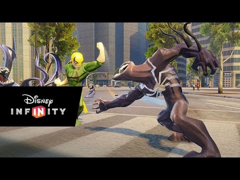 Видео № 0 из игры Disney Infinity 2.0 (Marvel) Персонаж