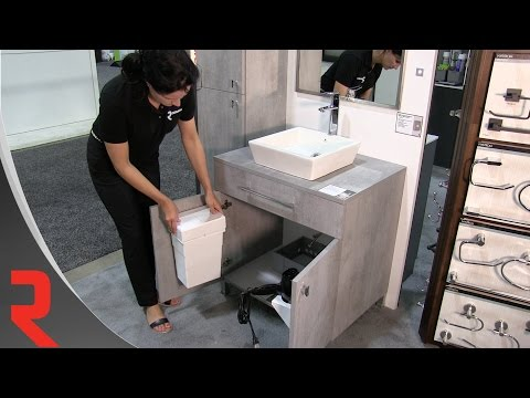 IWF 2016 booth tour : Bathroom accessories