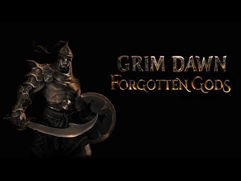 Grim Dawn: forgotten gods ►  Oathkeeper смотрим что да как