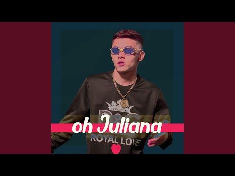 Oh Juliana (part. DJ Rique Sales) – MC Niack