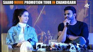 Saaho Movie Promotion Tour | Prabhas | Shraddha Kapoor | Neil Nitin Mukesh | Bhushan Kumar