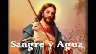 2 HORAS MUSICA CATOLICA SANGRE y AGUA- Canciones Cantos Catolicos Alabanzas