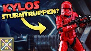 STAR WARS: Was sind die neuen SITH TROOPER aus EPISODE 9?