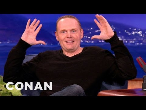 Bill Burr u Conana O'Briena