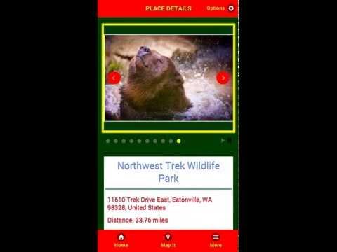 Video of Trip Planner Navigation
