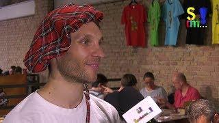 Karma Games im Interview - Juma Al-JouJou - Berlin Con 2018 (Spiel doch mal...!)
