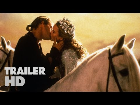 The Princess Bride Official Trailer   Wallace Shawn Movie 1987 HD HD