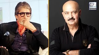 Birthday Special: Here's Why Rakesh Roshan Never Worked With Amitabh Bachchan | Lehren Diaries