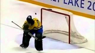 Hockey Belarus Vs Sweeden 2002 Olympics