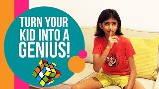 Solving The Rubik's Cube | Benefits | A Game For All Ages & Seasons