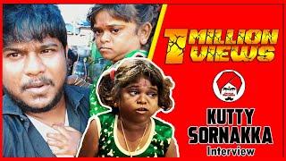 Kutty Sornakka New Viral Video | Exclusive Trending Interview Video Part-1 | Meesaya Murrukku