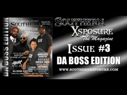SOUTHERN XSPOSURE THE MAGAZINE ISSUE 3