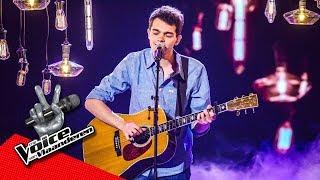 Bram - 'Take On Me' | Finale | The Voice Van Vlaanderen | VTM