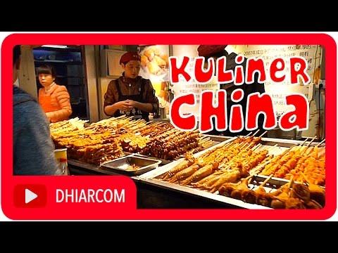 Video Kuliner di China