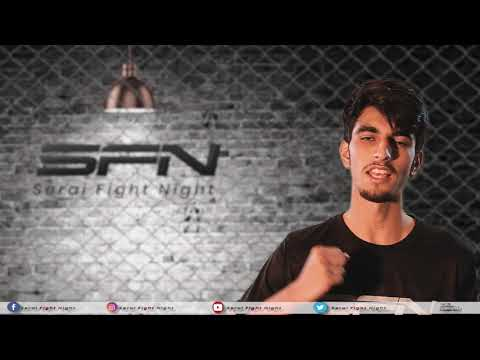 Ali Imran | Exclusive Interview | Zalmi TV presents Serai Fight Night 2019 | MMA