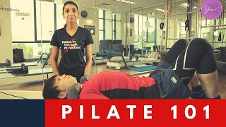 PILATE 101 ✨ GET FIT #48