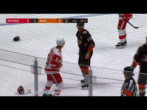 Corey Perry vs. Justin Abdelkader