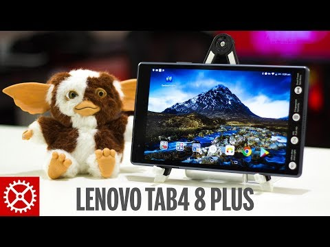Lenovo Tab4 8 Plus Android 7.1 Tablet Review – Gizmo Approved!