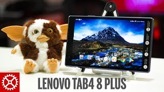 Lenovo Tab4 8 Plus Android 7.1 Tablet Review - Gizmo Approved! - dooclip.me