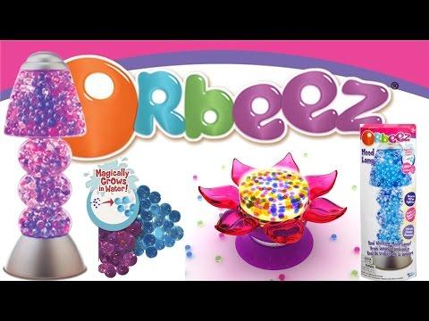ORBEEZ MOOD LAMP FUN * LAMPARA DE AMBIENTE DE ORBEEZ