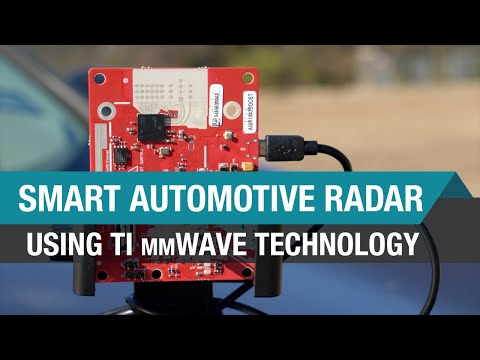 People counting and tracking technology using TI mmWave radar sensor