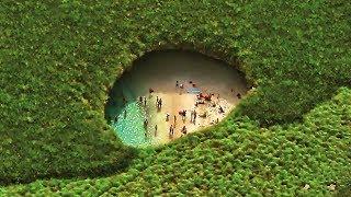 10 Najbardziej niezwykłych miejsc na ziemi
