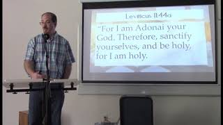 3-30-19 Leviticus 11 If You Want to See the Glory
