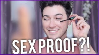 """SEX PROOF"" Mascara Tested! WTF!"