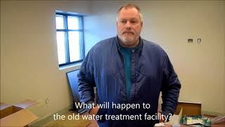 Water Treatment Plant Nears Completion