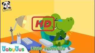 Baby - Little Crocodile Keeps Eating Candy All Day Long | Brush Teeth Song | Kids Good Habi  Ep 777