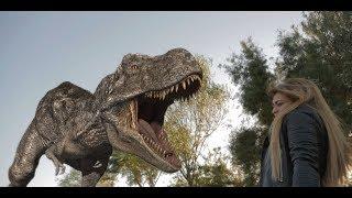 Bakida dehşet hadise. Dinozavr. Rejissor Natiq Axund. AzEstetik Reklam