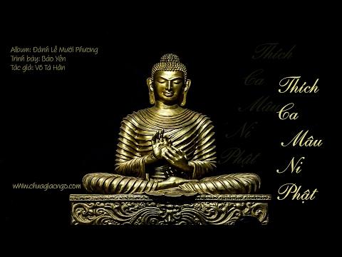 Niệm Thích Ca Mâu Ni Phật