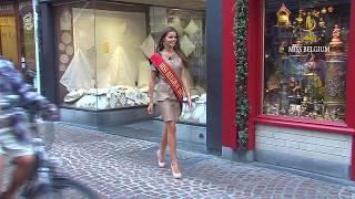 Romanie Schotte Miss World Belgium 2017 Introduction Video