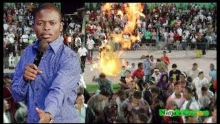 Fire Falls From Heaven Live In Church Prophet Shepherd Bushiri Major 1