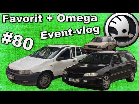 Event-VLOG #80 - Favorit na díly + Punto + podval + Omega V6