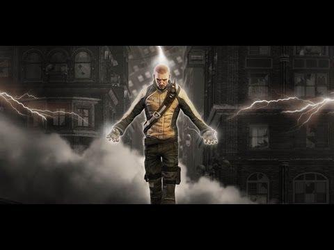 Infamous Walkthrough ( Complete Game)