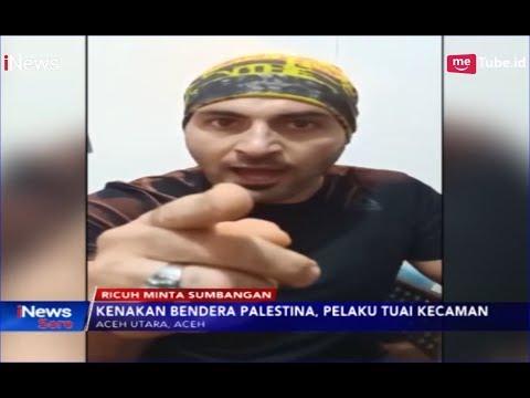 Video Viral, Pria Asal Palestina Kecam Peminta Sumbangan di Minimarket Aceh - iNews Sore 13/05